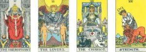 Tarot Cards Names and Meanings