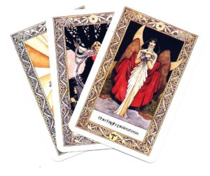 Webcam Tarot Readings
