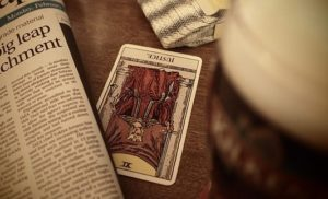 Ever had a tarot reading?